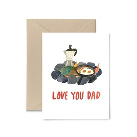 Buy Olympia Little Truths Love You Dad Card