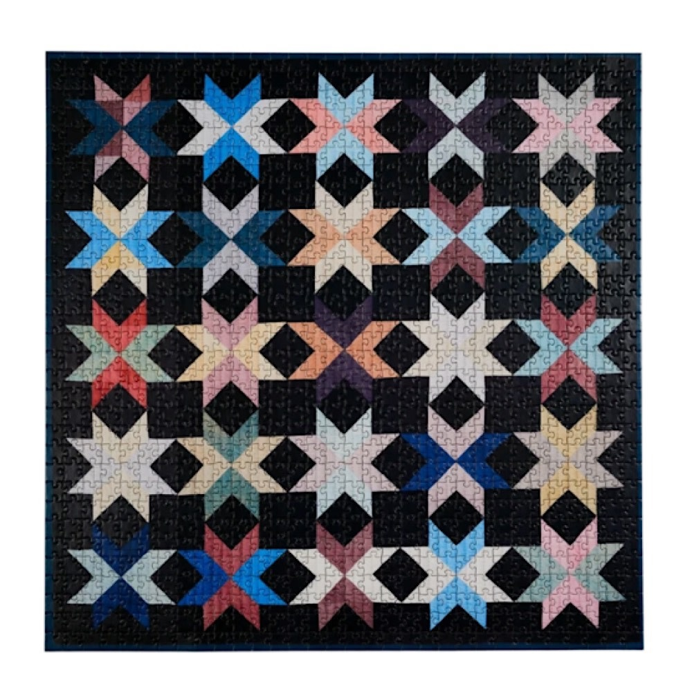 Quilt Jigsaw Puzzle - 1000 Piece