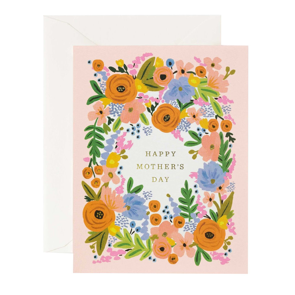 Rifle Paper Co. Card - Floral Mother's Day