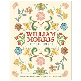 Pomegranate William Morris Sticker Book