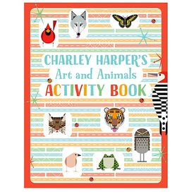 Pomegranate Charley Harper's Art and Animals Activity Book