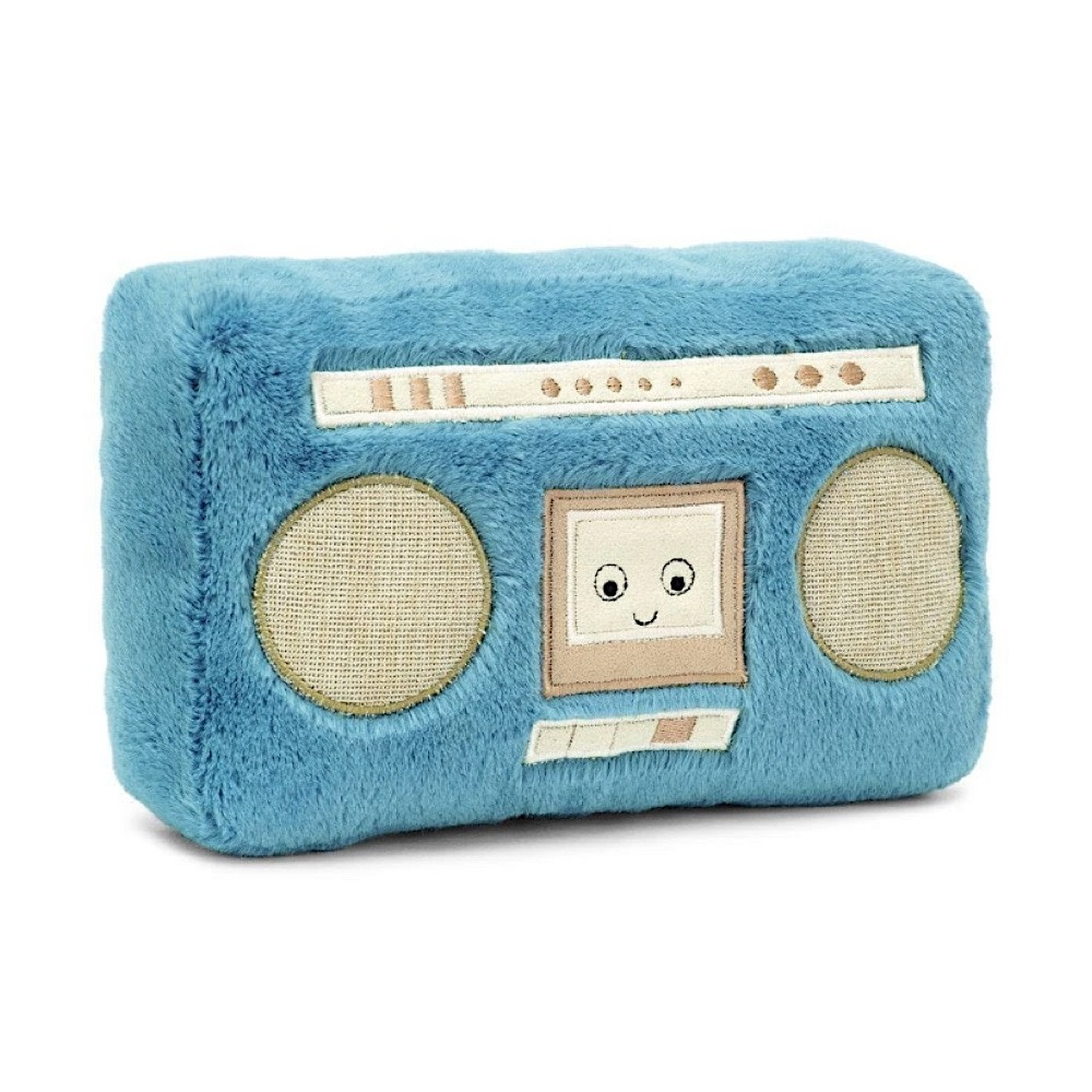 Jellycat Wiggedy Boombox - 8 Inches