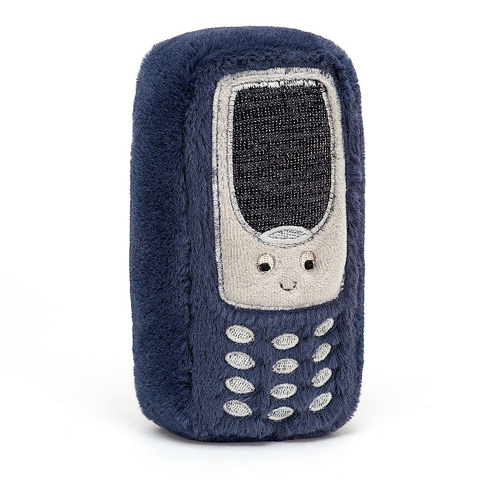 Jellycat Wiggedy Phone - 6 Inches
