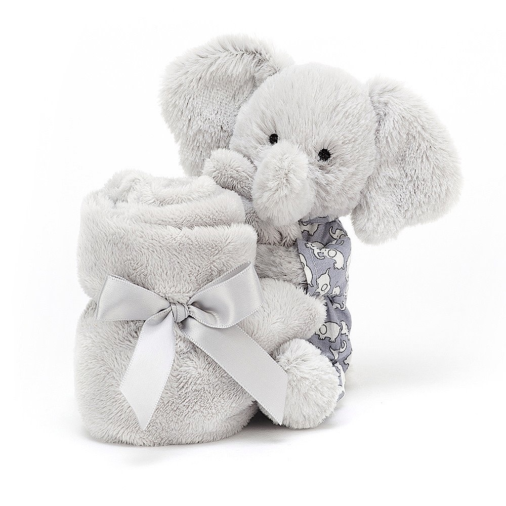 Jellycat Bedtime Elephant Soother - 13 Inches
