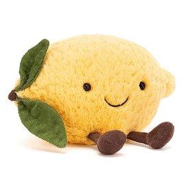 Jellycat Jellycat Amuseable Lemon - Medium 10 Inches
