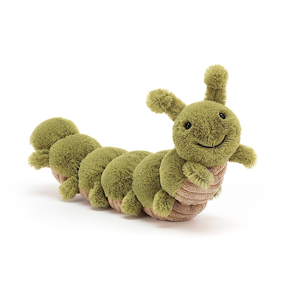 Jellycat Christopher Caterpillar - 11 Inches