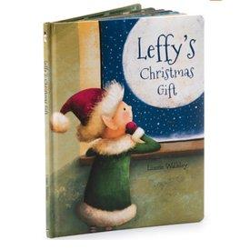Jellycat Jellycat Leffy' Christmas Gift Book