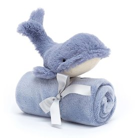 Jellycat Jellycat Wilbur Whale Soother