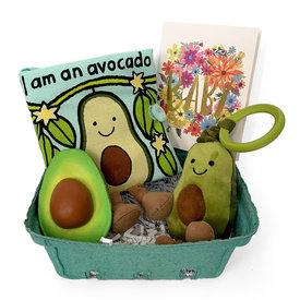 Daytrip Society Gift Basket - Avocado Baby