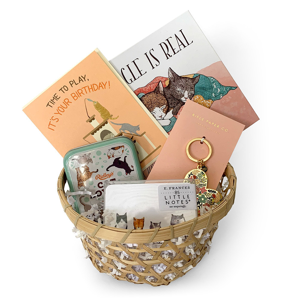 Gift Basket - The Snuggle Is Real