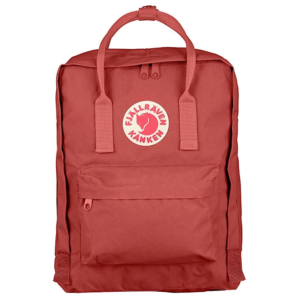 Fjallraven Arctic Fox LLC Fjallraven Kanken Classic Backpack -  Dahlia
