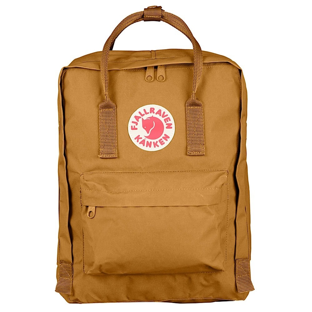 Fjallraven Arctic Fox LLC Fjallraven Kanken Classic Backpack - Acorn