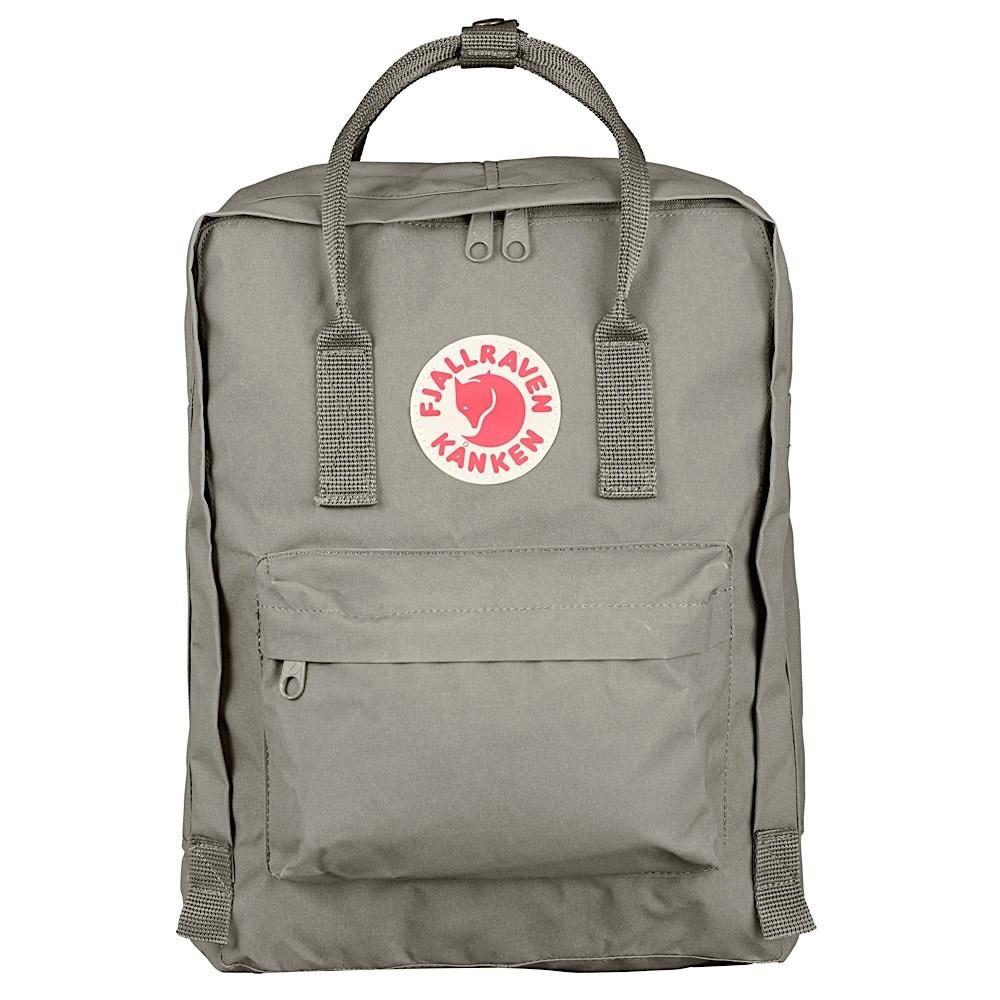 Fjallraven Kanken Classic Backpack - Fog