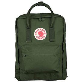 Fjallraven Arctic Fox LLC Fjallraven Kanken Classic Backpack - Forest Green
