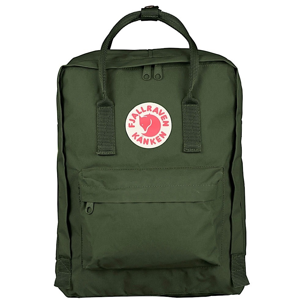 Fjallraven Kanken Classic Backpack - Forest Green
