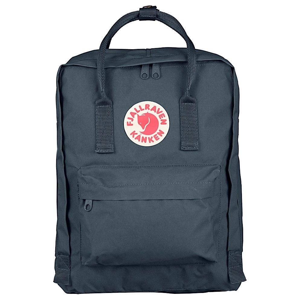 Fjallraven Arctic Fox LLC Fjallraven Kanken Classic Backpack - Graphite