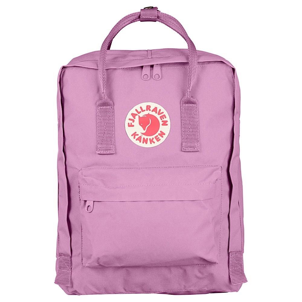 Fjallraven Arctic Fox LLC Fjallraven Kanken Classic Backpack - Orchid