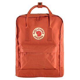 Fjallraven Arctic Fox LLC Fjallraven Kanken Classic Backpack - Rowan Red
