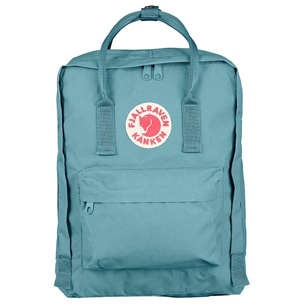 Fjallraven Arctic Fox LLC Fjallraven Kanken Classic Backpack - Sky Blue