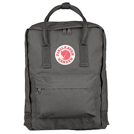 Fjallraven Arctic Fox LLC Fjallraven Kanken Classic Backpack - Super Grey
