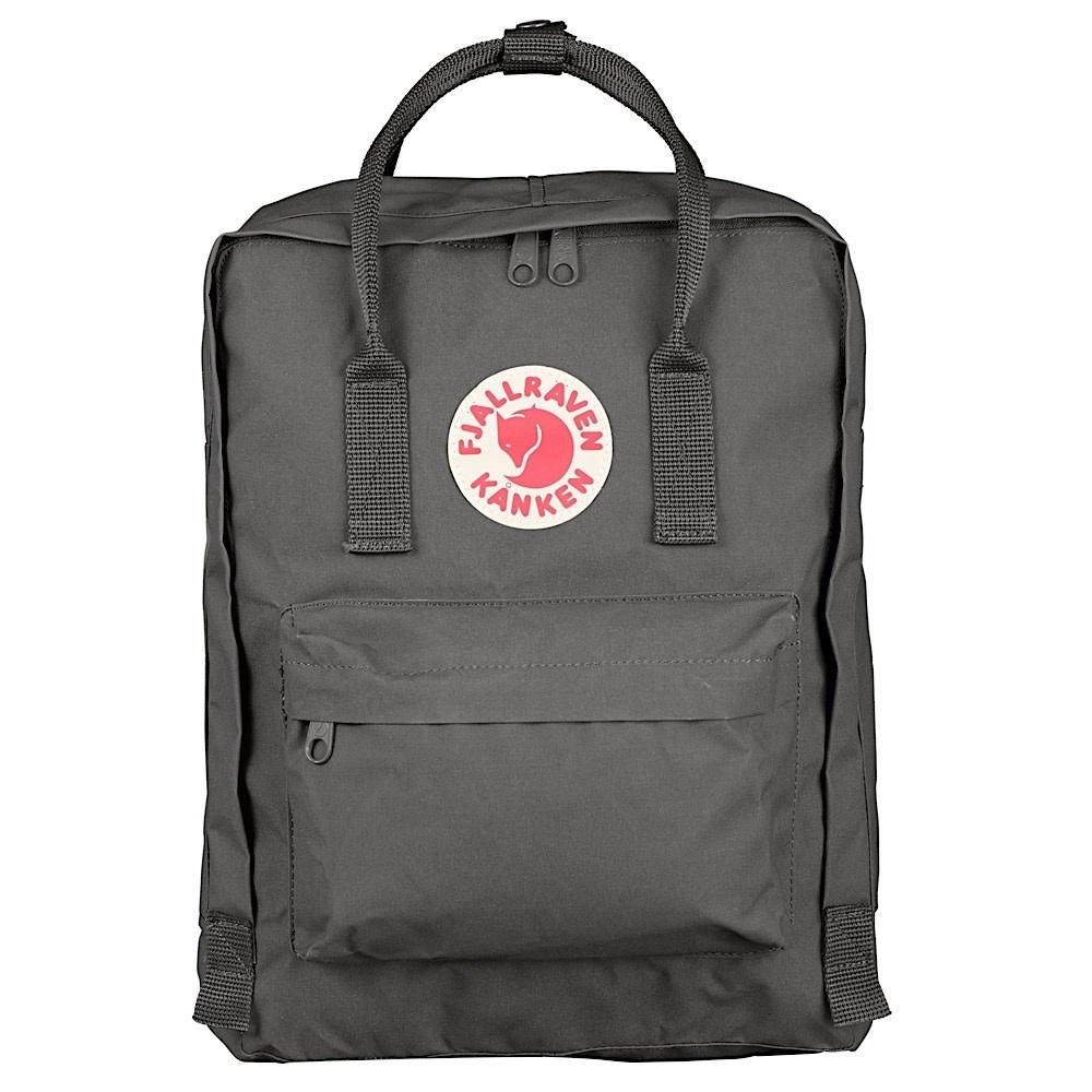 Fjallraven Arctic Fox LLC Fjallraven Kanken Classic Backpack - Super Grey