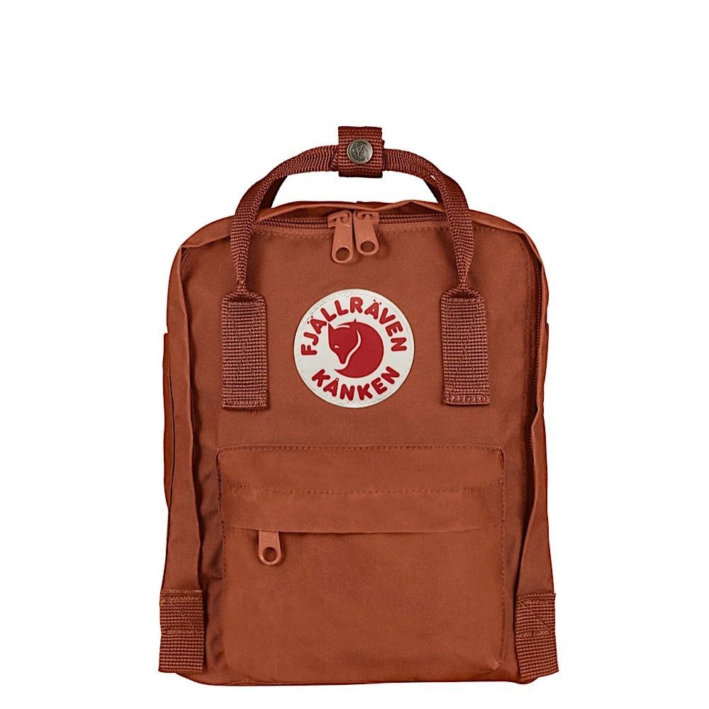 Fjallraven Arctic Fox LLC Fjallraven Kanken Mini Backpack - Autumn Leaf