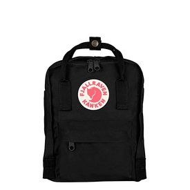 Fjallraven Arctic Fox LLC Fjallraven Kanken Mini Backpack - Black