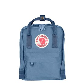 Fjallraven Arctic Fox LLC Fjallraven Kanken Mini Backpack - Blue Ridge