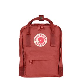 Fjallraven Arctic Fox LLC Fjallraven Kanken Mini Backpack - Dahlia
