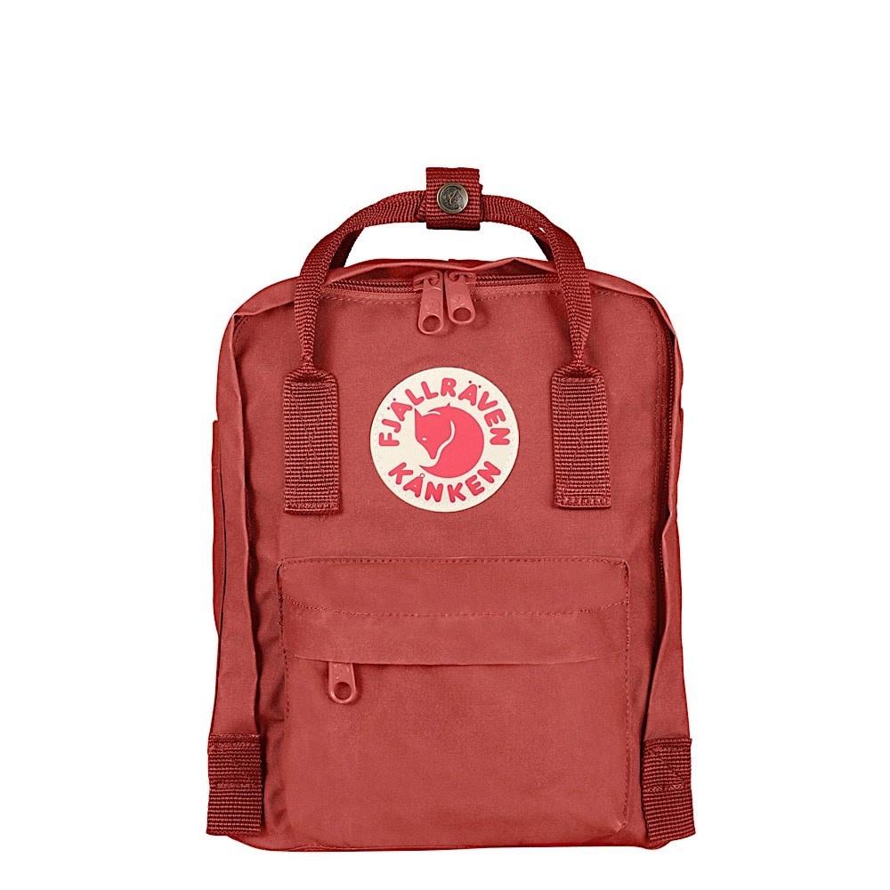Fjallraven Arctic Fox LLC Fjallraven Kanken Mini Backpack - Dahlia