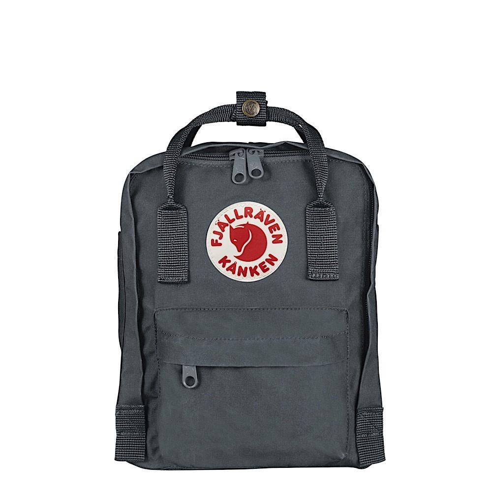Fjallraven Arctic Fox LLC Fjallraven Kanken Mini Backpack - Dusk