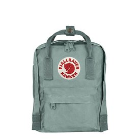 Fjallraven Arctic Fox LLC Fjallraven Kanken Mini Backpack - Frost Green
