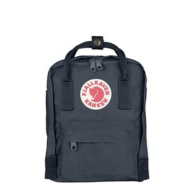 Fjallraven Arctic Fox LLC Fjallraven Kanken Mini Backpack - Graphite