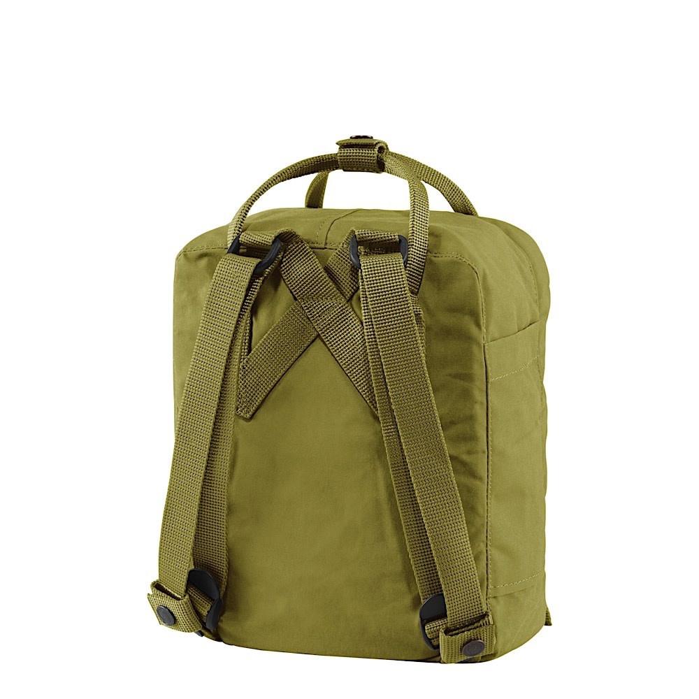 Fjallraven Kanken Mini Backpack - Guacamole