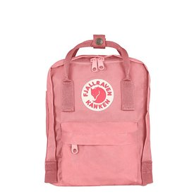 Fjallraven Arctic Fox LLC Fjallraven Kanken Mini Backpack - Pink