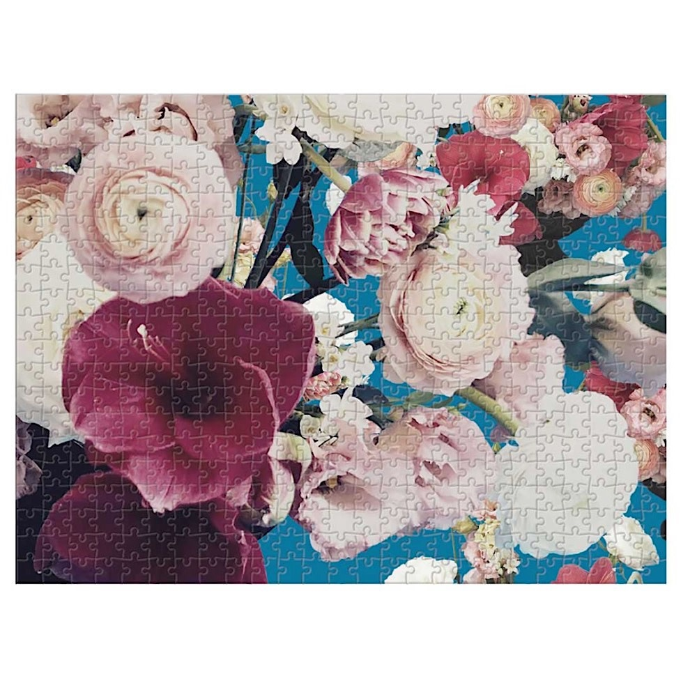Ashley Woodson Bailey Jigsaw Puzzle - Double Sided - 500 Pieces