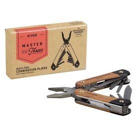 Wild & Wolf Gentlemen's Hardware Plier Multi-Tool