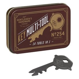Wild & Wolf Gentlemen's Hardware Key Multi-Tool