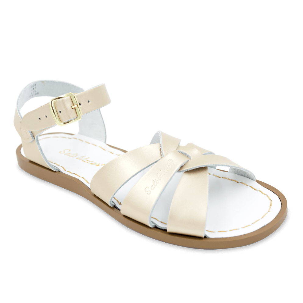 Salt Water Sandals The Original Adult - Gold