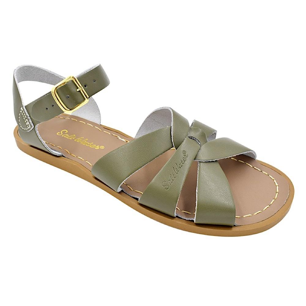 Salt Water Sandals Salt Water Sandals The Original Adult - Olive