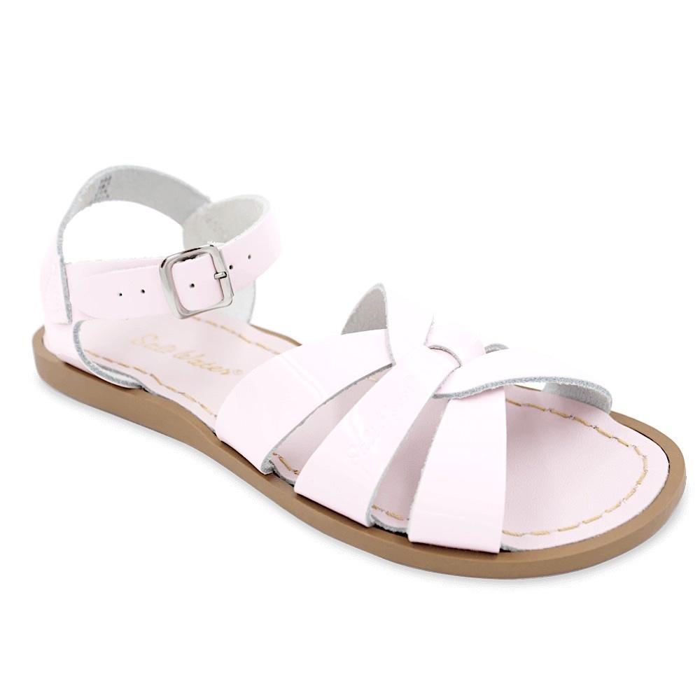 Salt Water Sandals Salt Water Sandals The Original Adult - Shiny Pink