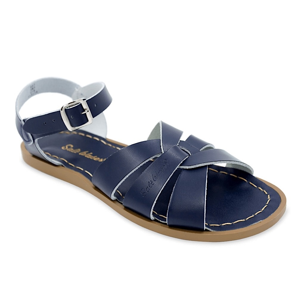 Salt Water Sandals Salt Water Sandals The Original Adult - Navy