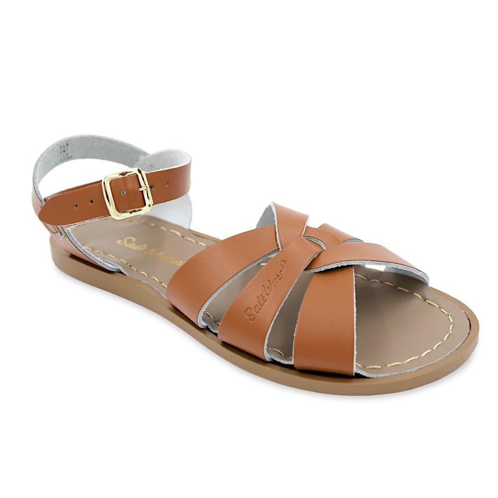 Salt Water Sandals Salt Water Sandals The Original Adult - Tan