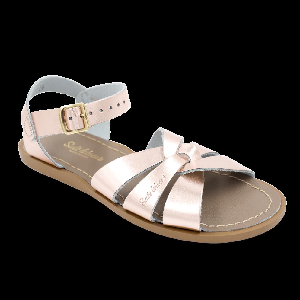 Salt Water Sandals Salt Water Sandals The Original Adult - Rose Gold