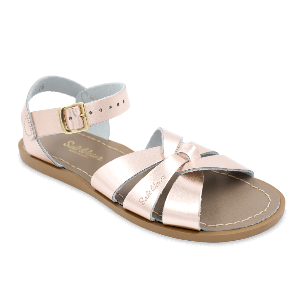 Salt Water Sandals The Original Adult - Rose Gold