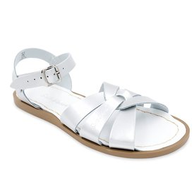 Salt Water Sandals Salt Water Sandals The Original Adult - Silver