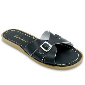 Salt Water Sandals Salt Water Sandals Adult Classic Slides - Black