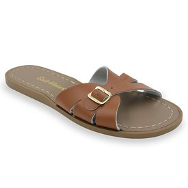 Salt Water Sandals Salt Water Sandals Adult Classic Slides - Tan