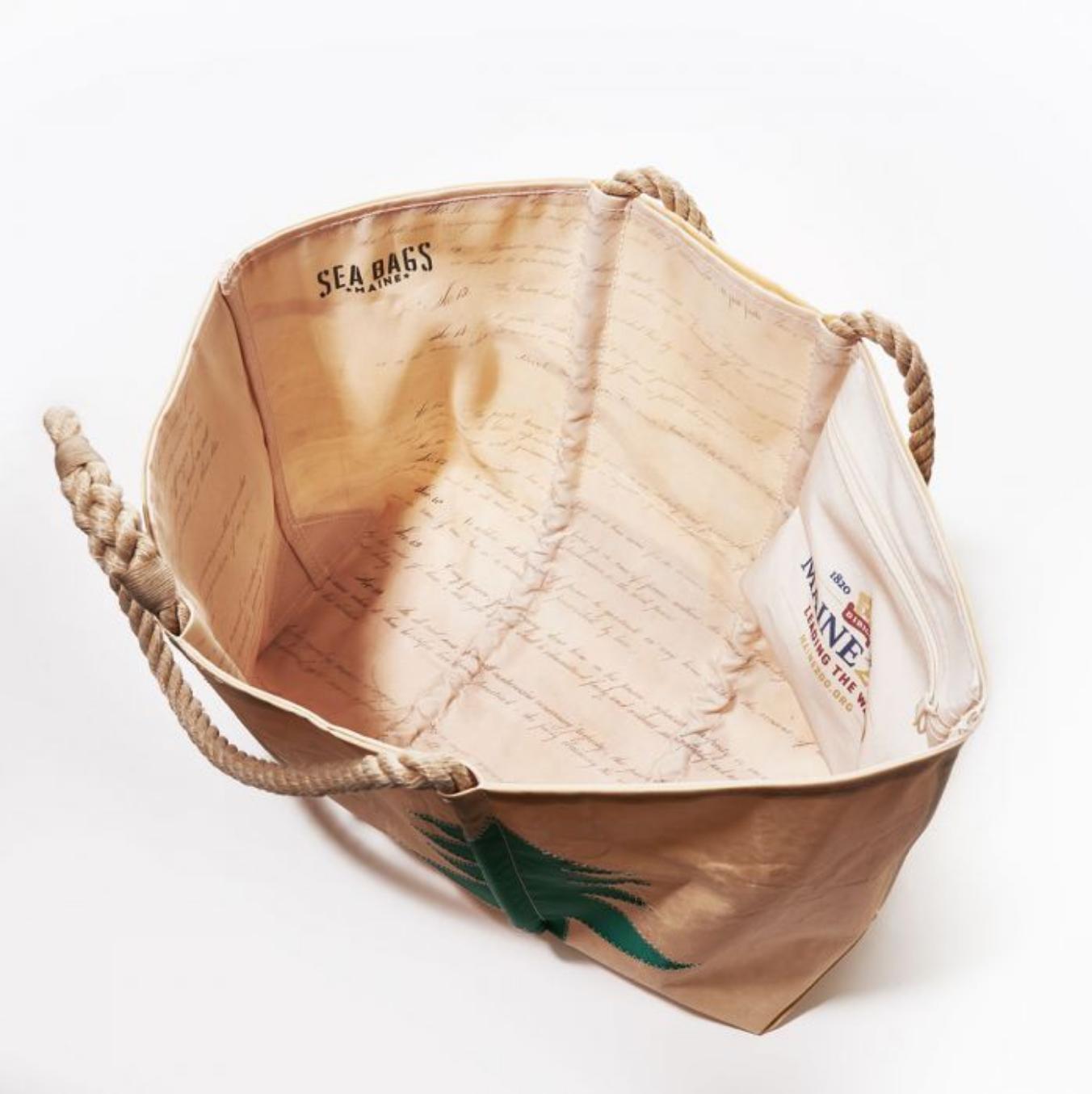 Sea Bags Maine Bicentennial Tote - Large