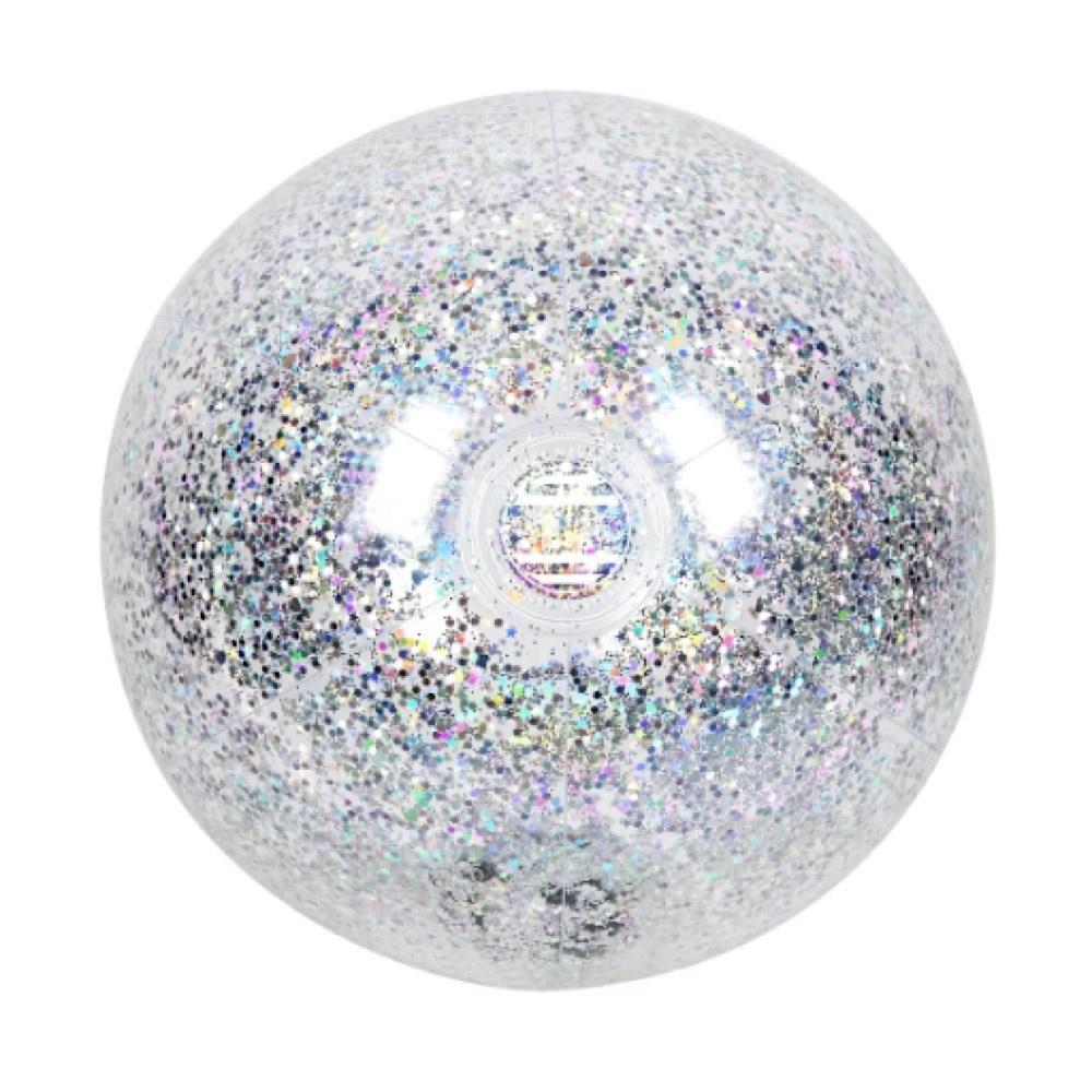Sunnylife Sunnylife Inflatable Beach Ball - Glitter
